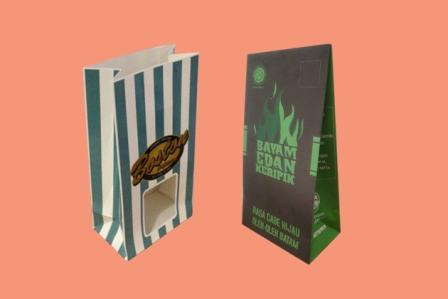 Kantong Foodgrade Berjenis Greaseproof